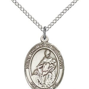 St. Thomas of Villanova Medal - 84059 Saint Medal