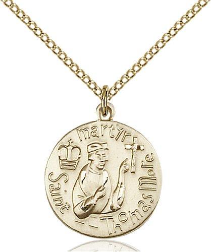 St. Thomas More Medal - 81679 Saint Medal