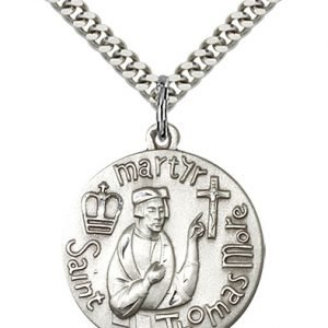 St. Thomas More Medal - 81678 Saint Medal