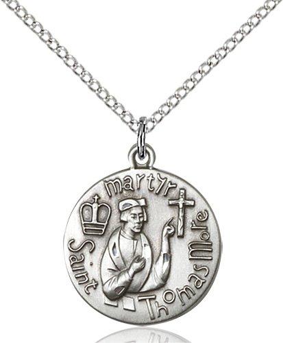 St. Thomas More Medal - 81681 Saint Medal