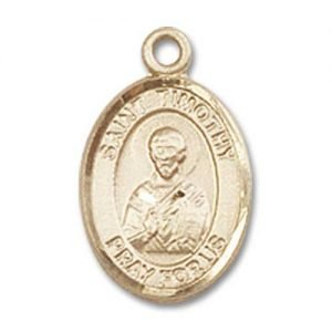 St. Timothy Charm - 84760 Saint Medal