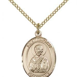 St. Timothy Medal - 83568 Saint Medal