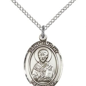 St. Timothy Medal - 83570 Saint Medal
