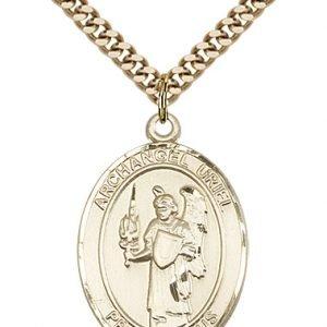 St. Uriel Medal - 82886 Saint Medal