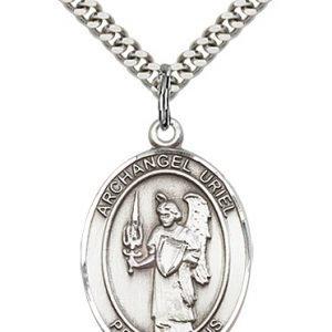 St. Uriel Medal - 82888 Saint Medal