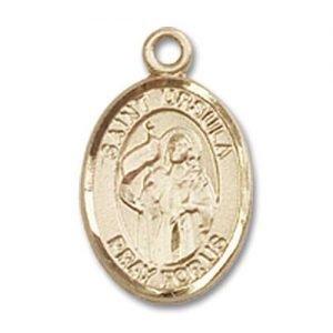 St. Ursula Charm - 84817 Saint Medal