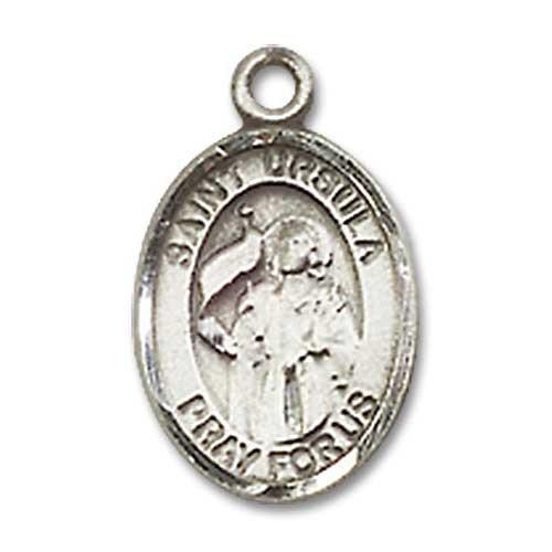 Ursula Pendant 18 Chain Sterling Silver St