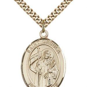 St. Ursula Medal - 82259 Saint Medal