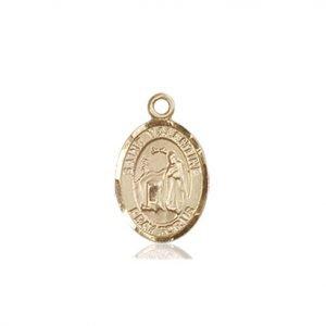 St. Valentine of Rome Charm - 84800 Saint Medal