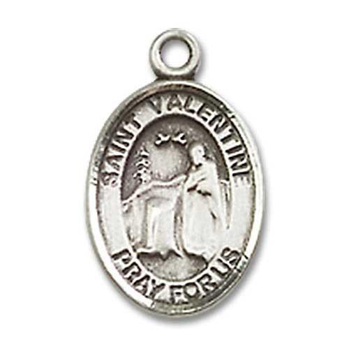 St. Valentine of Rome Charm - 84801 Saint Medal
