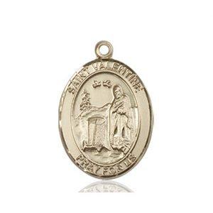 St. Valentine of Rome Medal - 83608 Saint Medal