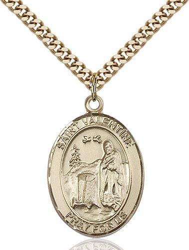 St. Valentine of Rome Medal - 82241 Saint Medal