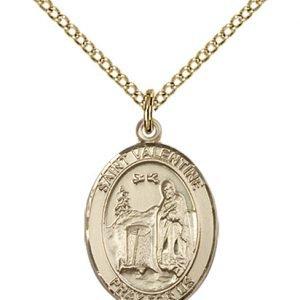 St. Valentine of Rome Medal - 83607 Saint Medal