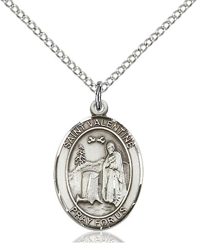 St. Valentine of Rome Medal - 83609 Saint Medal