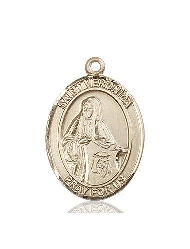St. Veronica Medal - 82218 Saint Medal