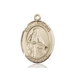 St. Veronica Medal - 83584 Saint Medal