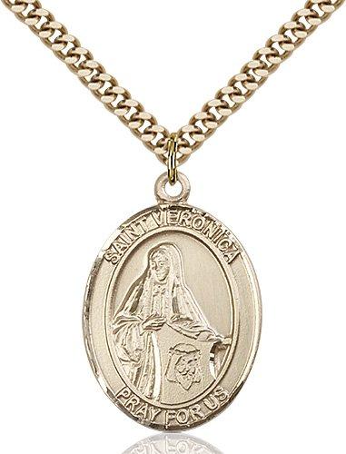 St. Veronica Medal - 82217 Saint Medal