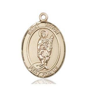 St. Victor of Marseilles Medal - 82503 Saint Medal