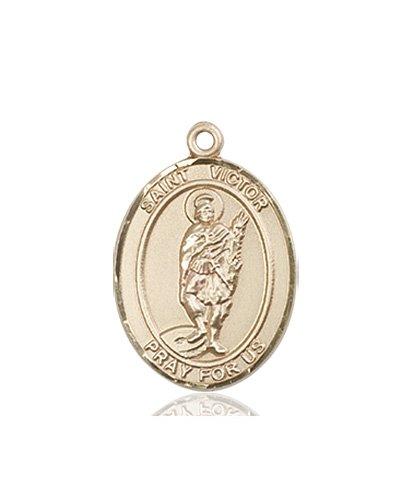 St. Victor of Marseilles Medal - 83875 Saint Medal