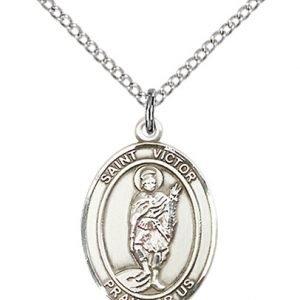 St. Victor of Marseilles Medal - 83876 Saint Medal