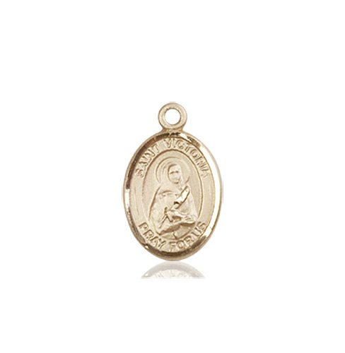 St. Victoria Charm - 85121 Saint Medal
