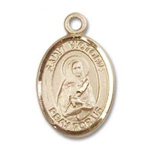 St. Victoria Charm - 85120 Saint Medal