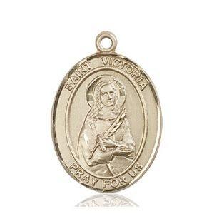St. Victoria Medal - 82560 Saint Medal
