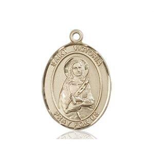 St. Victoria Medal - 83932 Saint Medal