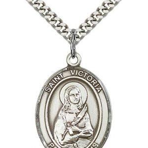 St. Victoria Medal - 82561 Saint Medal