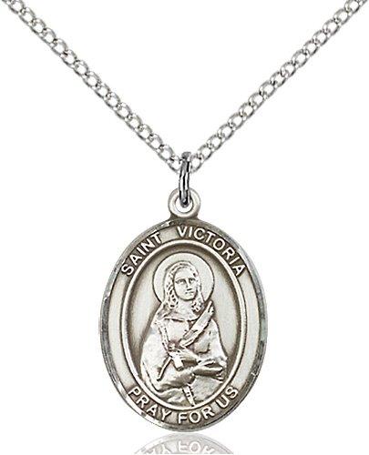 St. Victoria Medal - 83933 Saint Medal