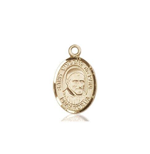 St. Vincent De Paul Charm - 84832 Saint Medal