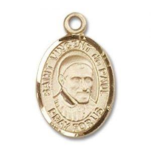St. Vincent De Paul Charm - 84831 Saint Medal