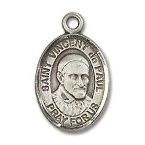 St. Vincent De Paul Charm - 84833 Saint Medal