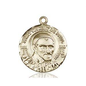 St. Vincent De Paul Medal - 81692 Saint Medal