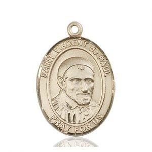 St. Vincent De Paul Medal - 82275 Saint Medal