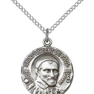St Vincent De Paul Medals