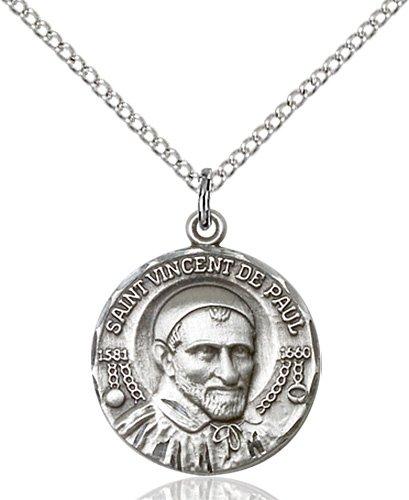 St. Vincent De Paul Medal - 81693 Saint Medal