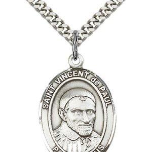 St. Vincent De Paul Medal - 82276 Saint Medal