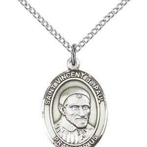 St. Vincent De Paul Medal - 83642 Saint Medal