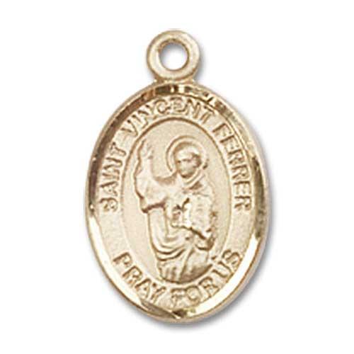 St. Vincent Ferrer Charm - 85012 Saint Medal