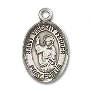 St. Vincent Ferrer Charm - 85014 Saint Medal