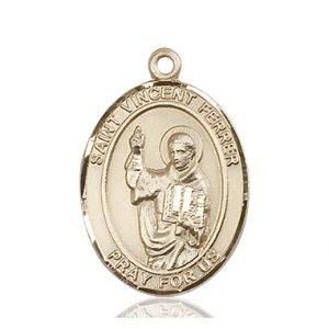St. Vincent Ferrer Medal - 82452 Saint Medal