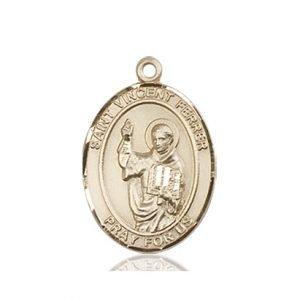 St. Vincent Ferrer Medal - 83824 Saint Medal