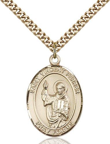 St. Vincent Ferrer Medal - 82451 Saint Medal
