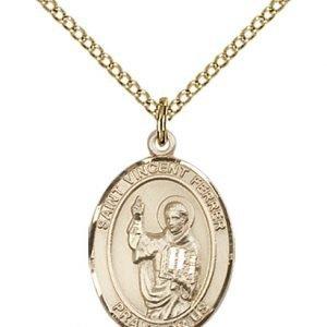 St. Vincent Ferrer Medal - 83823 Saint Medal