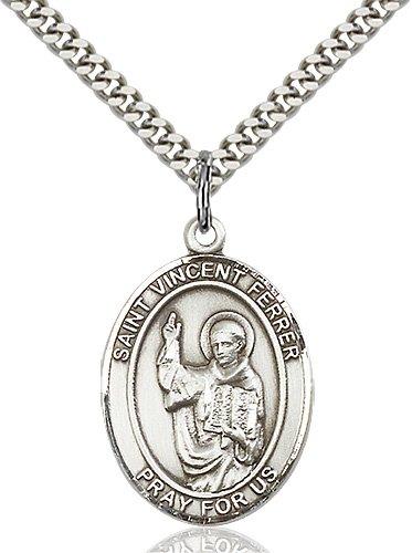 St. Vincent Ferrer Medal - 82453 Saint Medal