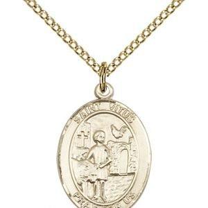 St. Vitus Medal - 84228 Saint Medal