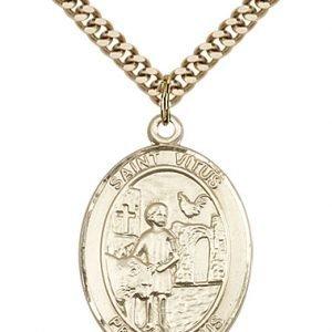 St. Vitus Medal - 82856 Saint Medal