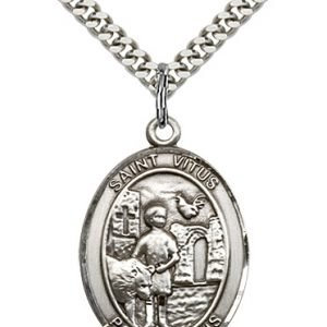 St. Vitus Medal - 82858 Saint Medal