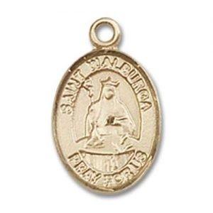 St Walburga Charm 84814 Saint Medal